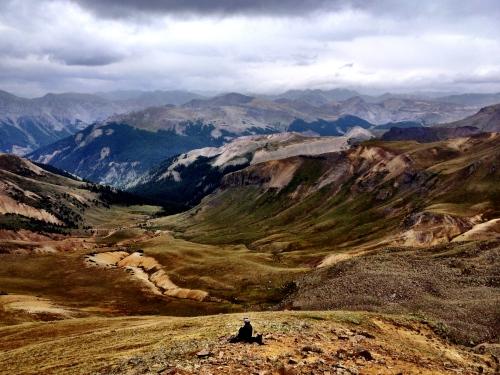 View from Matterhorn