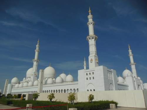 Sheikh Zayed Grand Mosque