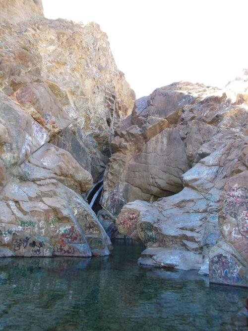 Record breaking waterfall.