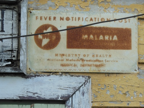 I didn't take any chemoprophylaxis for malaria (I'll admit I didn't even think about it, though I have had Hep A vaccines- something generally recommended for travel in this part of the world).  Interestingly (disturbingly?) the CDC [http://wwwnc.cdc.gov/travel/yellowbook/2014/chapter-3-infectious-diseases-related-to-travel/travel-vaccines-and-malaria-information-by-country/belize#seldyfm533] and NHS [http://www.fitfortravel.nhs.uk/destinations/central-america/belize/belize-malaria-map.aspx] disagree about malaria risks in Belize.  The CDC says Cayo, where I spent most of my time, is an area where chemoprophylaxis is advised, while the NHS says it is a low risk area with no need for prophylaxis. Hmmm….