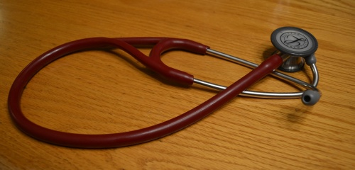 Have stethoscope, will travel...